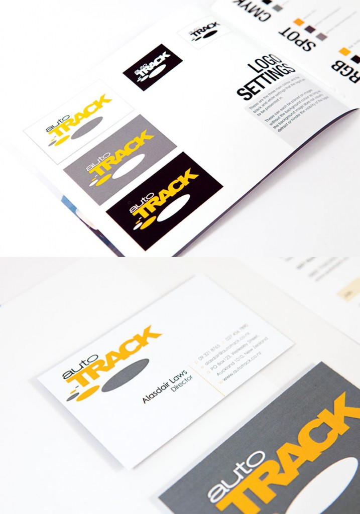 Autotrack Brand Guidelines