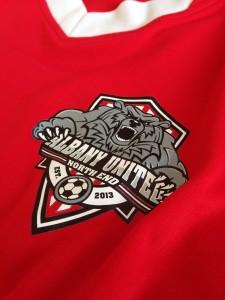Albany United Logo-shirt