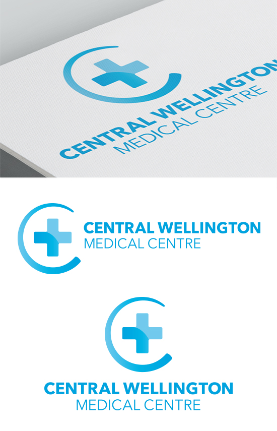 Central Wellington Medical Centre Logos