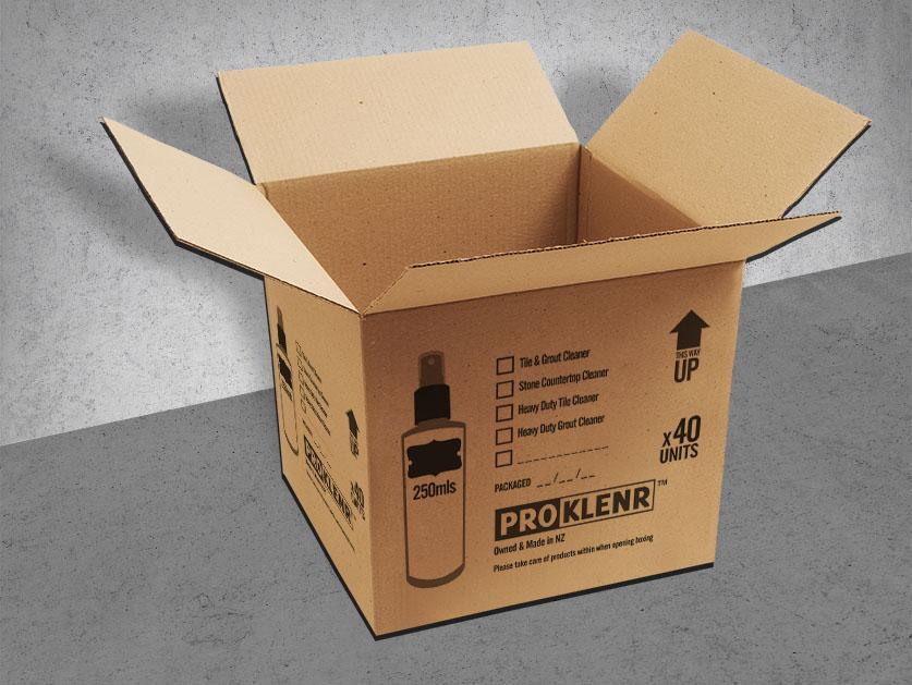 PROKLENR Packaging